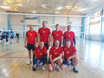 Казанские волейболисты — участники финала четырех Чемпионата Тюменской области по волейболу среди мужских команд второй лиги.