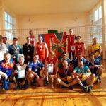 Турнир по волейболу, посвященный Дню пограничника.