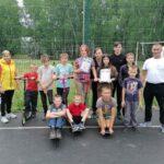 Активный отдых для детей с ОВЗ.
