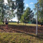 II тур Чемпионата Казанского района по пляжному волейболу среди смешанных команд.