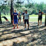 14 день летнего лагеря.