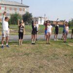 День талантов в летнем лагере «Юность».