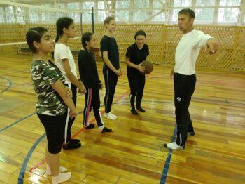 «Экватор» смены спортивно-оздоровительного лагеря «Юность»